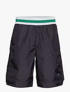 "11"" WOVEN SHORTS - chaussures de course - ck black"