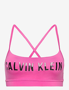 LOW SUPPORT BRA - sport-bh: høy - pink hollywood