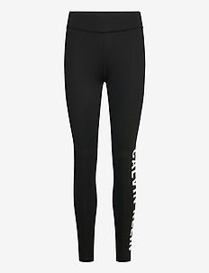WO - FULL LENGTH TIGHT - running & training tights - ck black/bright white