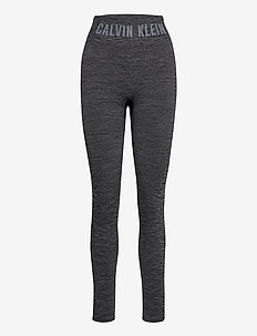 7/8 TIGHT - sportleggings - ck black heather