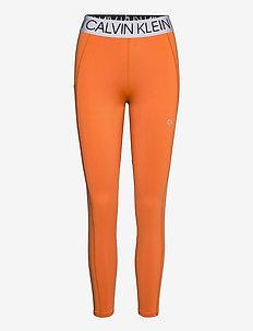 7/8 TIGHT - running & training tights - french marigold