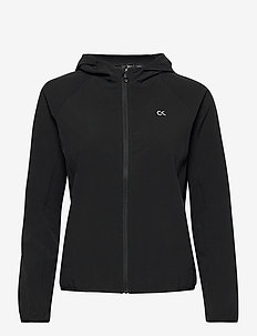 WINDJACKET - sportsjakker - ck black