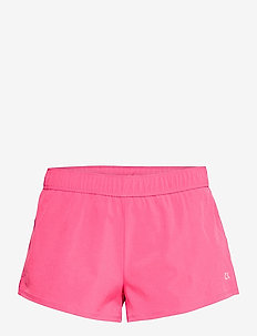WO - Woven Short - træningsshorts - city pink