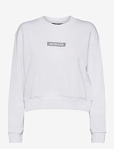 PULLOVER - sweatshirts - bright white