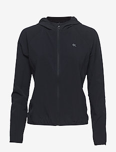 WIND JACKET LOGO, 00 - trainingsjacken - ck black/ck black
