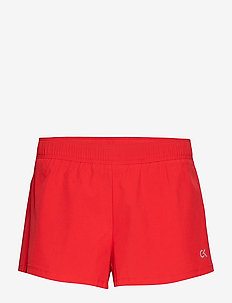 WOVEN SHORT W/ INNER - HIGH RISK RED