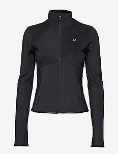 WINDJACKET - sweatshirts - ck black