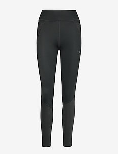 FULL LENGTH TIGHT - running & training tights - ck black