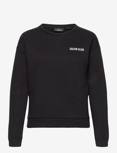 PW - PULLOVER - bluzy i swetry - ck black