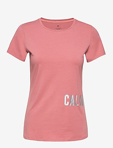 SHORT SLEEVE T-SHIRT - dusty pink
