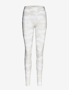 FULL LENGTH TIGHT - BRIGHT WHITE CAMO