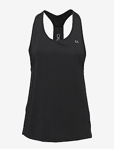 TANK TOP - linnen - ck black