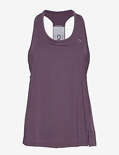 TANK TOP - tank tops - vintage violet