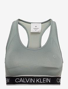 WO - MEDIUM SUPPORT BRA - sport bras: medium - blushing green