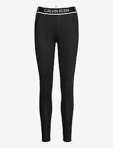 WO - FULL LENGTH TIGHT - juoksu- & treenitrikoot - ck black