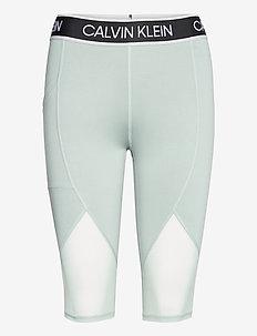WO - SHORT TIGHT - trainings-shorts - blushing green