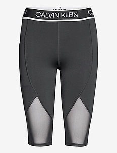 WO - SHORT TIGHT - trainings-shorts - ck black