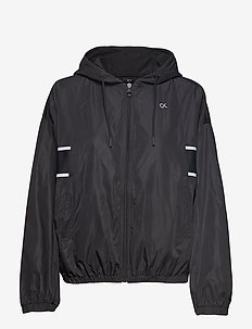 WINDJACKET - CK BLACK