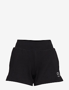 KNIT SHORT - CK BLACK