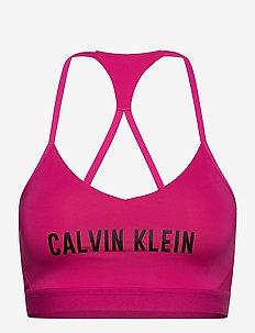 LOW SUPPORT BRA - sport bras: low - beetroot purple