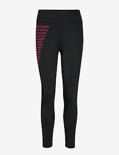 7/8 TIGHT - running & training tights - ck black