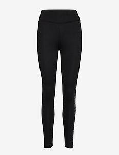 FULL LENGTH TIGHT - running & training tights - ck black