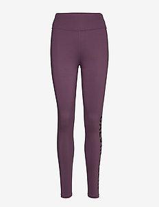 FULL LENGTH TIGHT - running & training tights - vintage violet