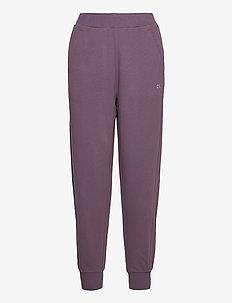 KNIT PANTS - pants - vintage violet
