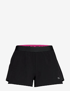 WOVEN SHORT - trening shorts - ck black