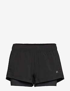 COOLCORE WOVEN SHORT - CK BLACK