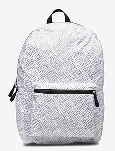 BACKPACK 45cm - trainingstassen - white
