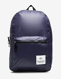 ZIP BACKPACK - sacs a dos - night sky