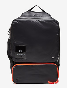BACKPACK - torby treningowe - black
