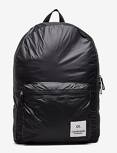 ZIP BACKPACK 50cm, 0 - training bags - black
