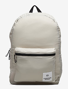 ZIP BACKPACK 50cm, 0 - training bags - sand