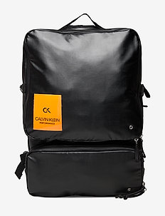 42CM BACKPACK - trainingstassen - black