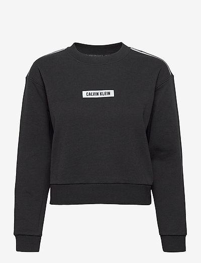 PW - PULLOVER - sweatshirts - ck black