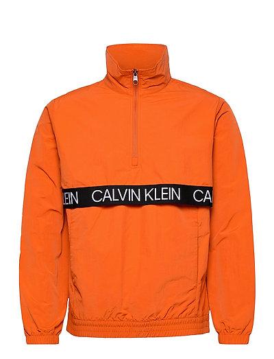 Windjacket Outerwear Jackets Anoraks Orange CALVIN KLEIN PERFORMANCE | CALVIN KLEIN SALE