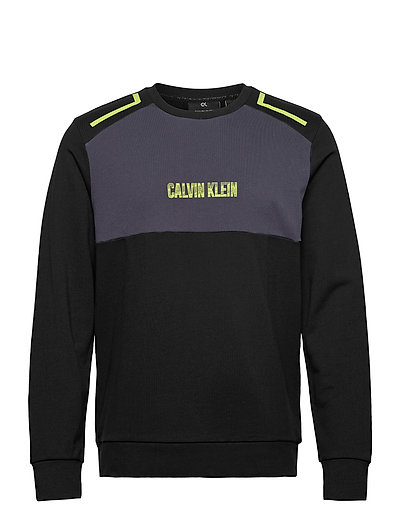 Pullover Sweat-shirt Pullover Blau CALVIN KLEIN PERFORMANCE