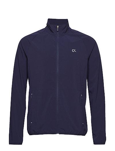 Wind Jacket Outerwear Sport Jackets Blau CALVIN KLEIN PERFORMANCE