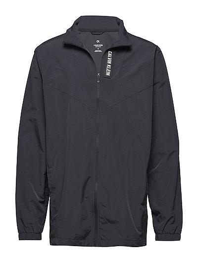 Woven Fz Jacket Cb Outerwear Sport Jackets Blau CALVIN KLEIN PERFORMANCE