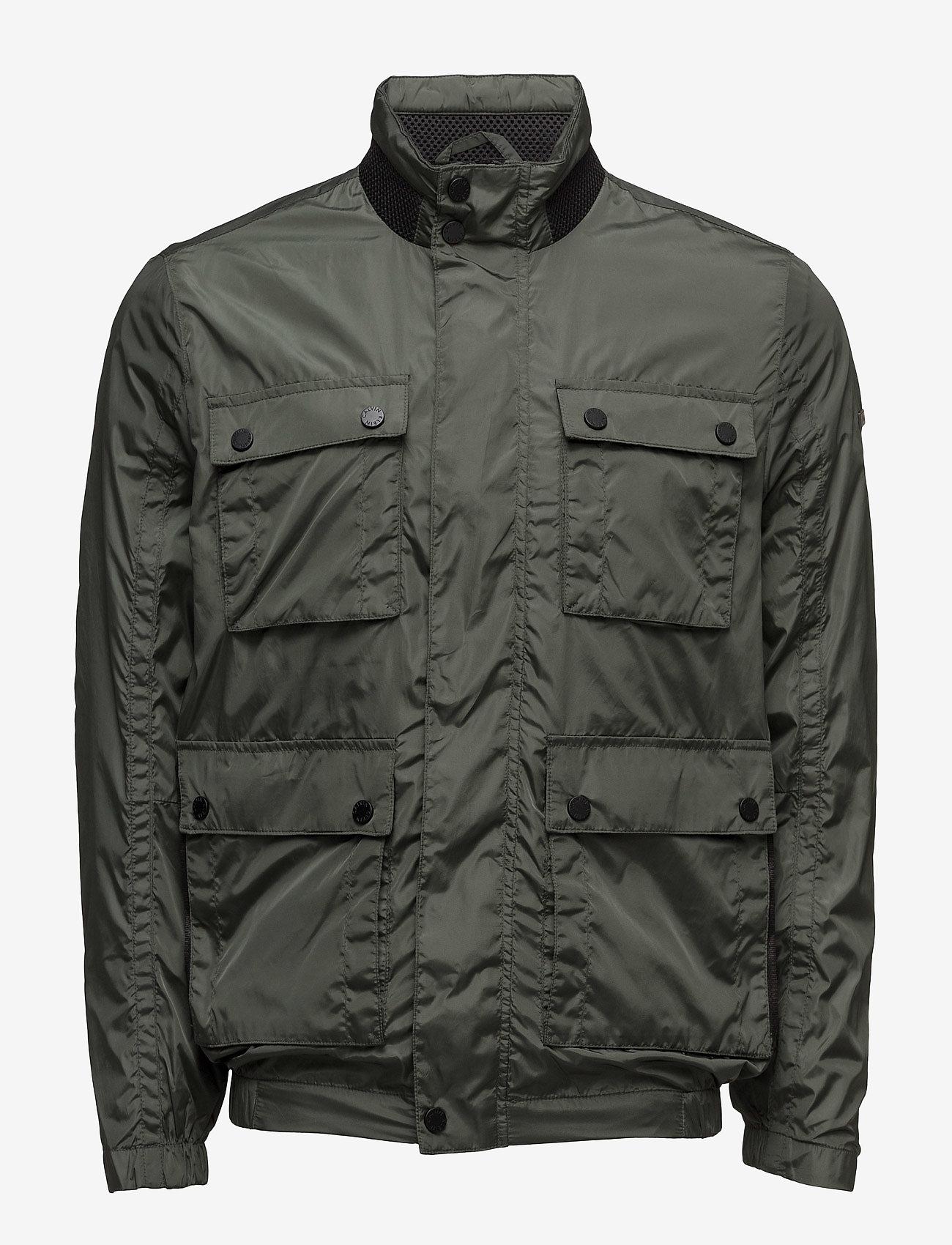 Calvin Klein - OW194 ORRYL - light jackets - dark olive - 1