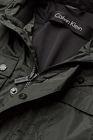 Calvin Klein - OW194 ORRYL - light jackets - dark olive - 3