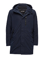 OPK PARKA - TRUE NAVY