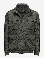 Calvin Klein - OW194 ORRYL - light jackets - dark olive - 0