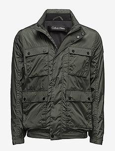 OW194 ORRYL - light jackets - dark olive