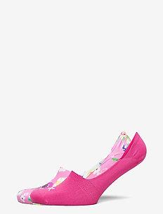 CK WOMEN SNEAKER 2P FLORAL PRINT - tennarisukat - pink combo