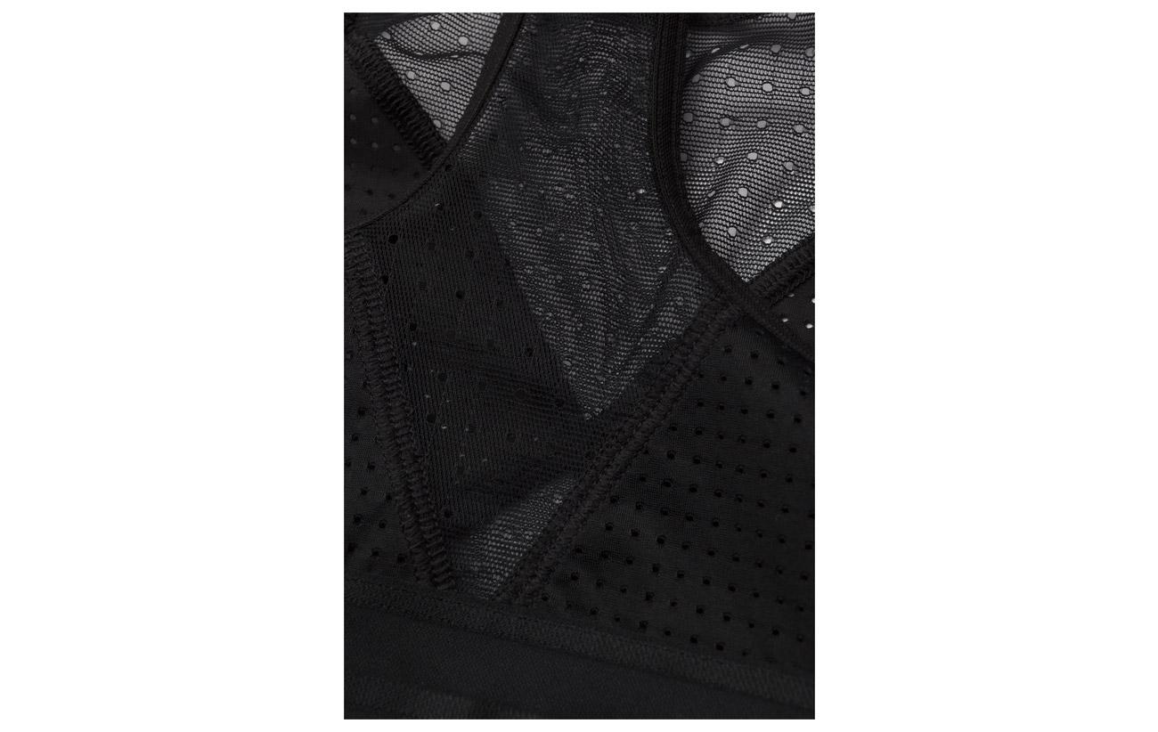 35 Unlined Calvin Bralette Klein Black Polyamide Elastane 65 FYqxgw7O
