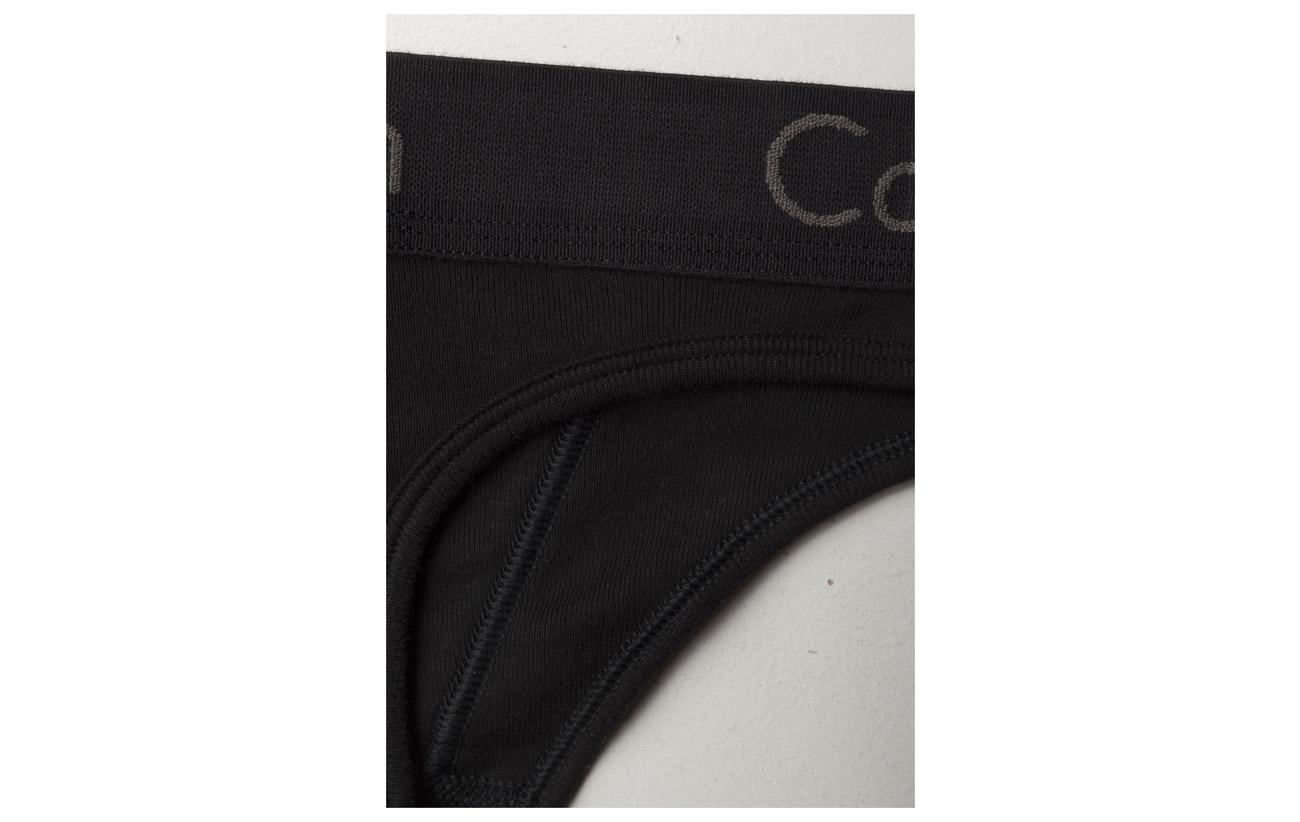 Klein Grey Heather Coton Thong 100 Calvin aqd1wa