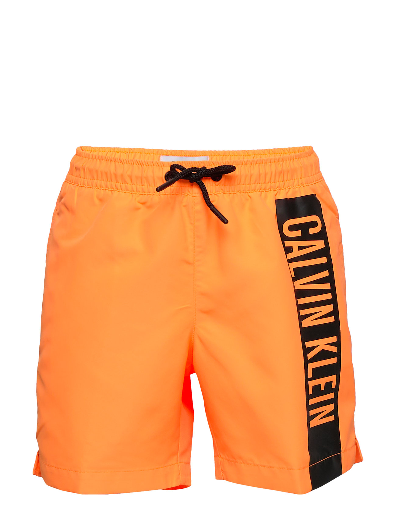 Calvin Klein MEDIUM DRAWSTRING - ORANGE POP